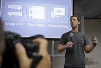 Марк Цукерберг объявил о появлении видеочата в Facebook. facebook