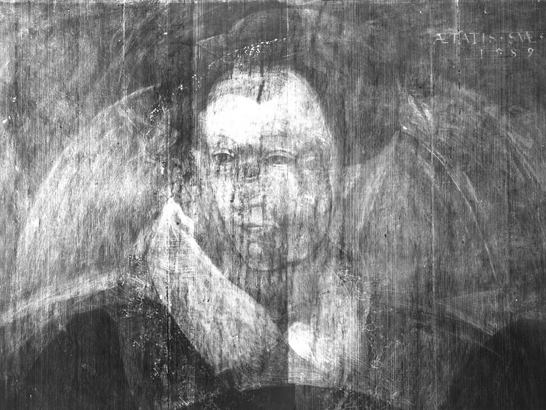 Неизвестный портрет Марии Стюарт увидели через рентген. Неизвестный портрет Марии Стюарт увидели через рентген