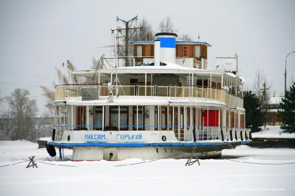 """Яхта Сталина"" станет музеем в центре Москвы. 385283.jpeg"