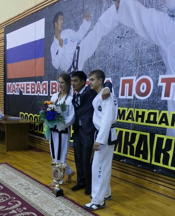 Марс Абыкеев: