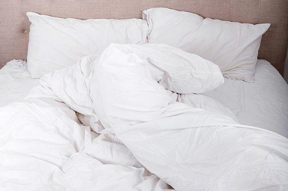 Прохладной ночью лучше спится