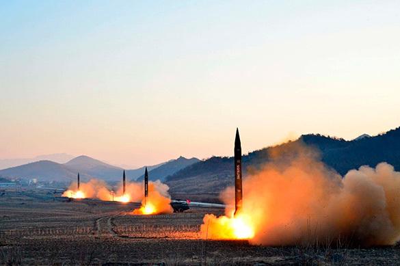 Пхеньян угрожает сжечь Японию