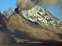 Камчатский вулкан активизировался