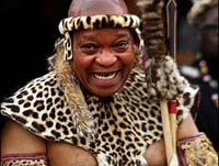фото: нынешний президент ЮАР Джекоб Зума