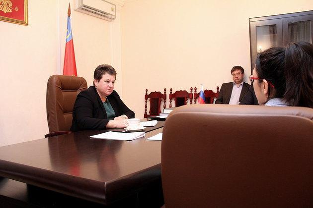 Губернатор Владимирской области провела личный прием граждан. 305286.jpeg