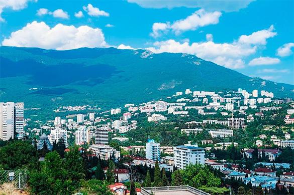 Крым. Июнь 2017-го
