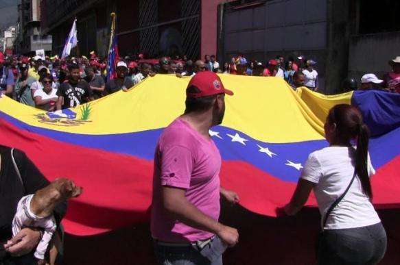 В Колумбии открыл первый центр ООН по приему беженцев из Венесуэлы. 400286.jpeg