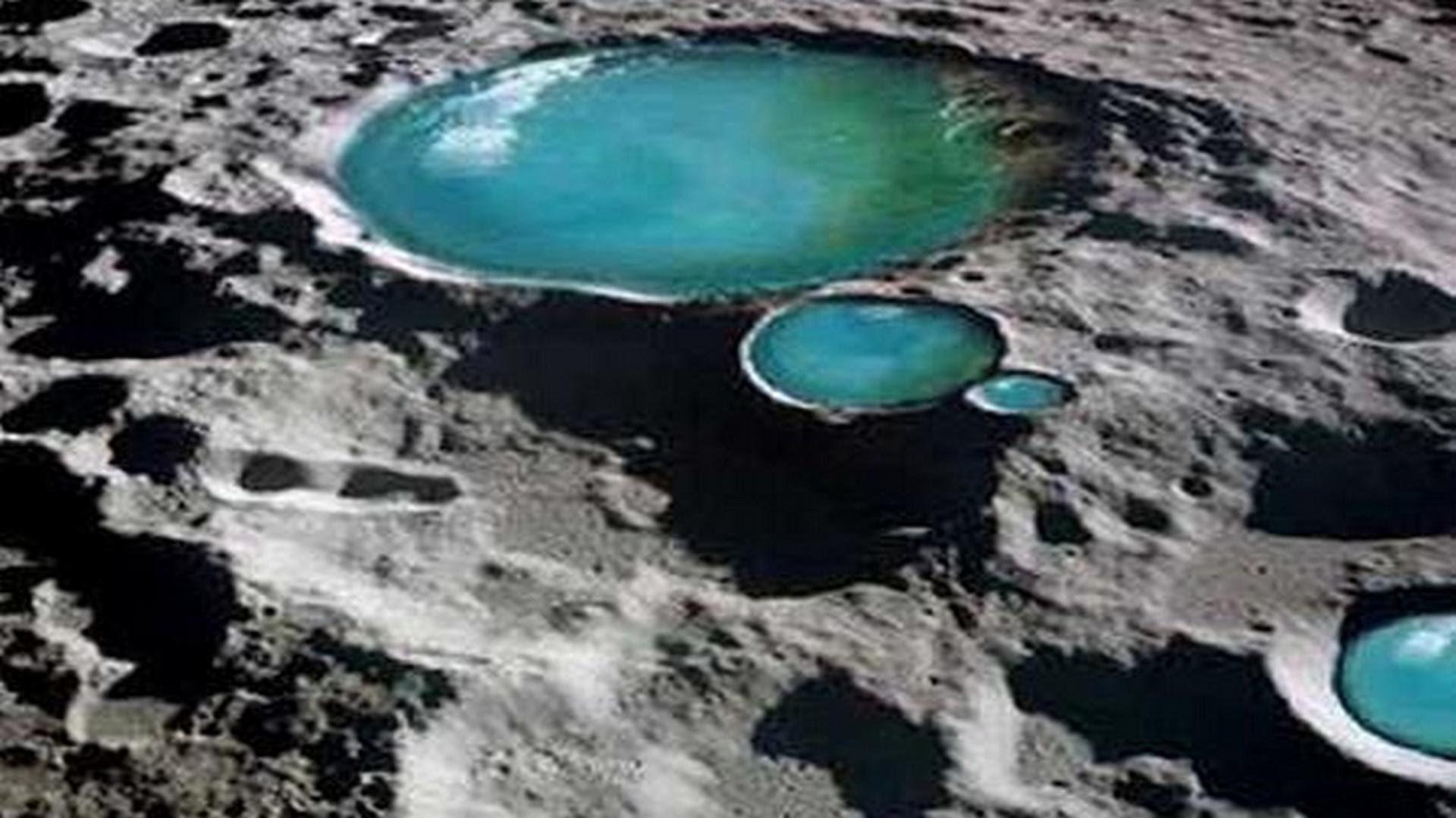 Академик Лев Зеленый считает, что Луна еще один континент Земли. На Луне есть вода