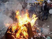 Недовольные учининил крупный пожар в Каире. 276287.jpeg