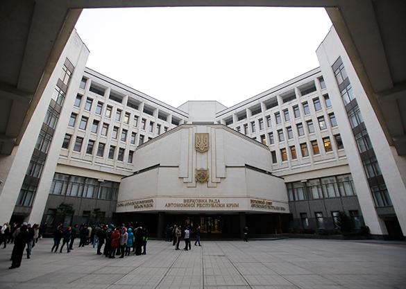В Крыму захватили здания Верховной Рады и Совета министров. 289287.jpeg