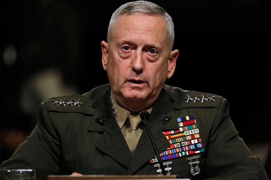 Глава Пентагона сообщил о массивном военном ударе по КНДР. Глава Пентагона сообщил о массивном военном ударе по КНДР