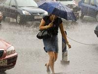 В выходные москвичей ожидает прохладная погода
