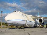 Задержанный в Индии Ан-124 вылетел из Мумбаи
