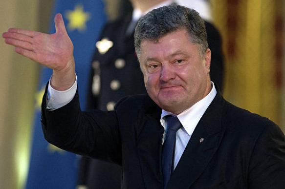 Украинский экс-министр подозревает Порошенко в подготовке побега из страны. 400288.jpeg