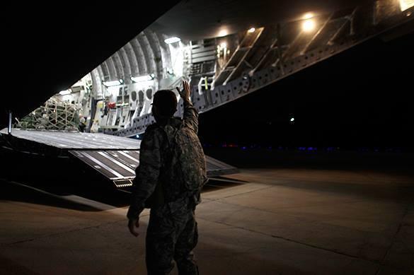 ИноСМИ: США могут зайти на Украину через Прибалтику. американские военные