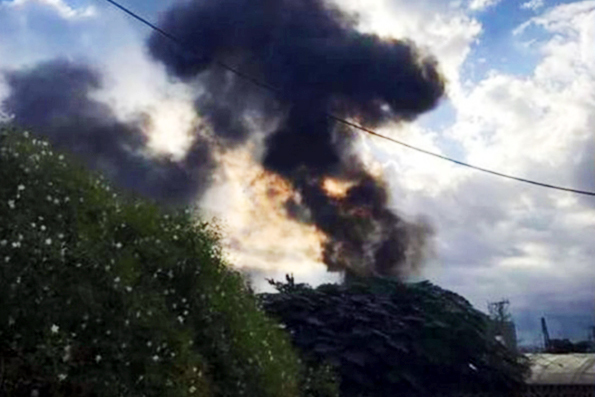 Трагедия Су-24 в Сирии: экипаж до конца боролся за самолет. Трагедия Су-24 в Сирии: экипаж до конца боролся за самолет