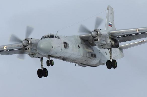 Озвучены новые подробности крушения Ан-26 в Сирии. Озвучены новые подробности крушения Ан-26 в Сирии