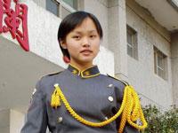 На Тайване военные в юбках стали лучше своих коллег-мужчин