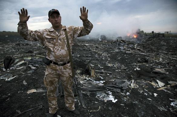 В районе гибели Boeing 777 развернуты 27 украинских установок