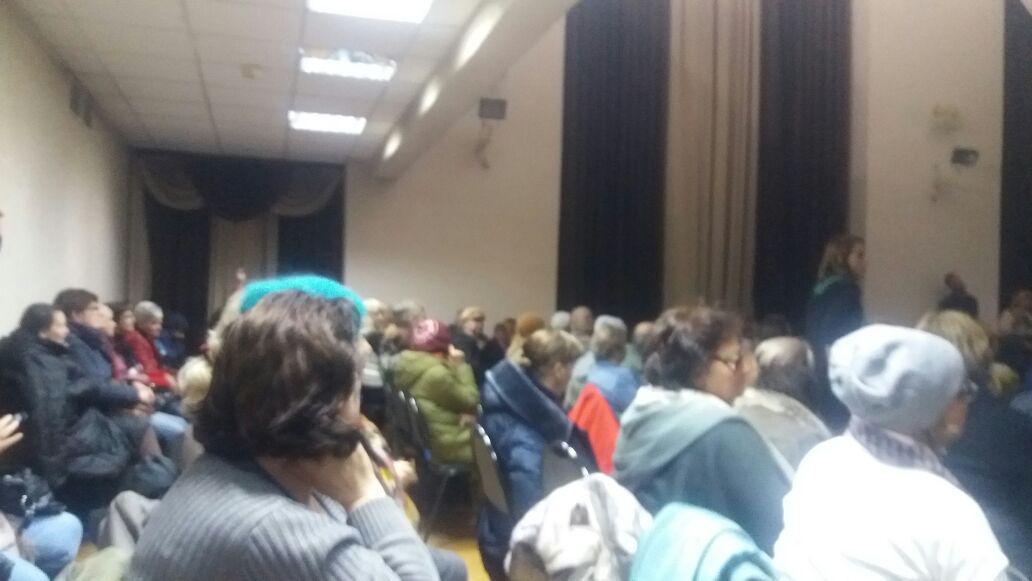 В Хорошево-Мневниках прошли публичные слушания