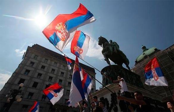 Полина Соколова: Большинство сербов одобряет планы по вступлению в ЕС.