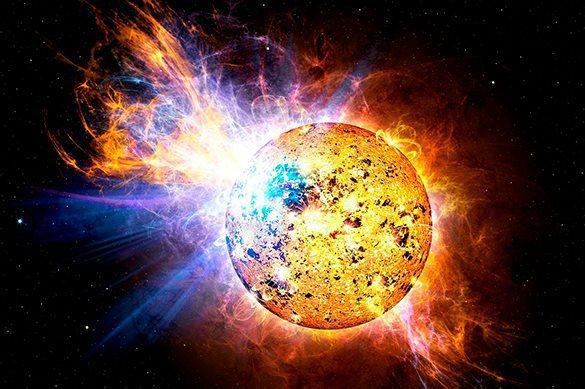 Гигантское пятно размером с Землю обнаружено на Солнце
