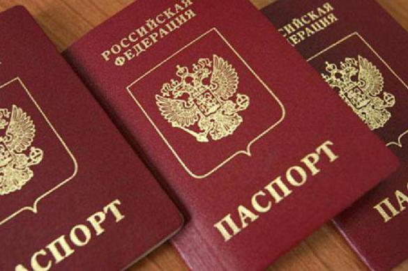 Источники: Россия, начнет паспортизацию граждан ЛДНР в апреле. 401291.jpeg