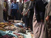 Число жертв теракта в Ираке возросло до 35 человек