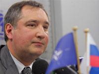 Рогозин впервые встретился с главкомом НАТО