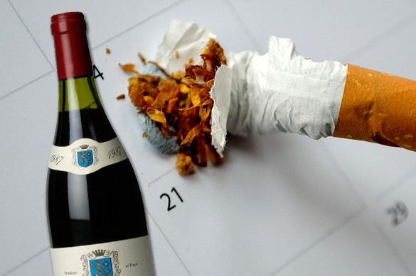 В 2017 году вино и сигареты подорожают на 25проц.
