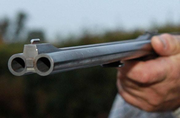 В Туле пенсионер выстрелами из ружья распугивал детей во дворе. В Туле пенсионер выстрелами из ружья распугивал детей во дворе