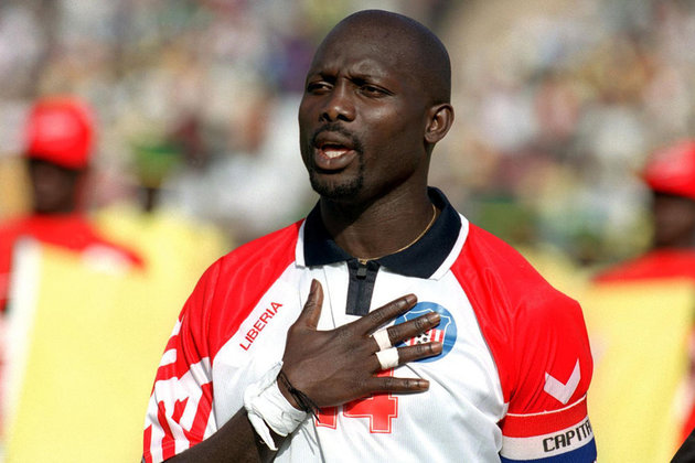 Лучший футболист мира стал президентом Либерии. Лучший футболист мира стал президентом Либерии
