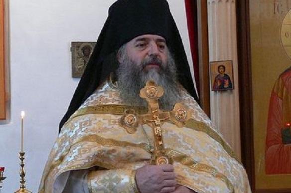Архимандрит Василий Паскье