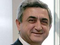 Президент Армении устроит в Москве благотворительный обед