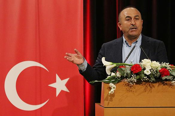 Глава турецкого МИД грозит Европе священными войнами