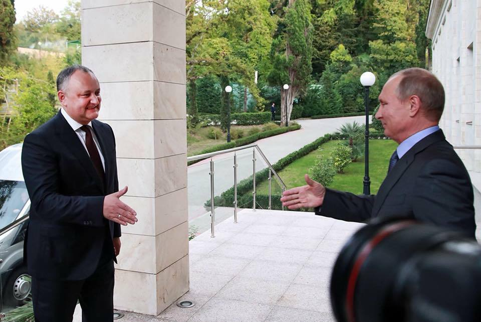 Молдавский премьер уверил, что ни руководство, нипарламент неразрабатывают «антироссийских» законов