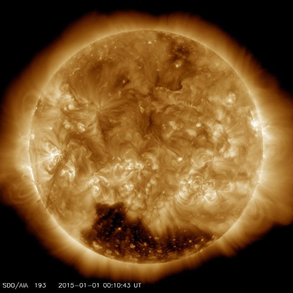 На Солнце обнаружена гигантская черная дыра. 308295.jpeg