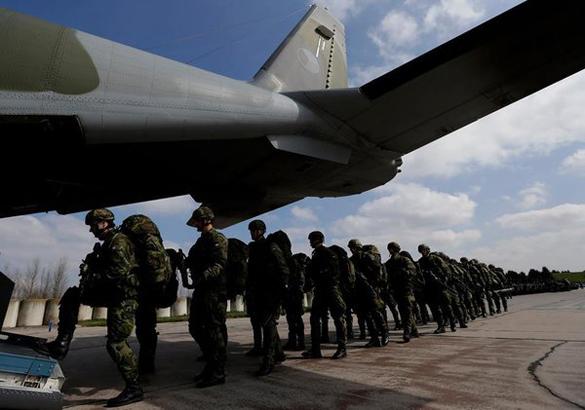 НАТО занялось укреплением своего южного фланга. 375295.jpeg