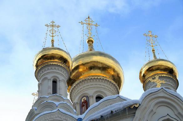 Патриарх призвал православных граждан России участвовать ввыборах президента