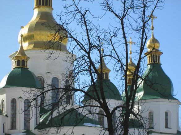 Украина развязывает церковную войну. Украина развязывает церковную войну