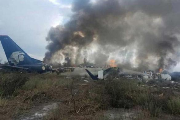 Авиакатастрофа без погибших: в Мексике рухнул авиалайнер. 390296.jpeg