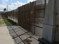 Минобороны США не получит денег на удлинение стены на границе с