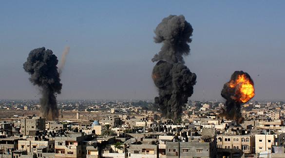 Израиль внес