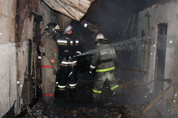 Семья была хорошей, дом ухоженный: В Томске разразилась огненная