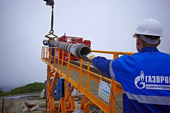 Газпром проложит газопровод в Японию?