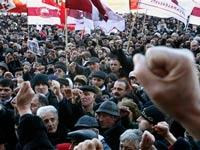 Грузинская оппозиция отказалась от консультаций по реформам