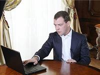 Медведев доволен игрой россиян