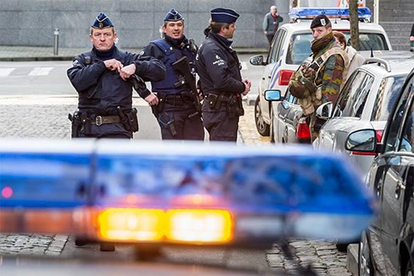 В Бельгии в ходе антитеррористической операции задержаны 16 выходцев из Чечни. Полиция Бельгии
