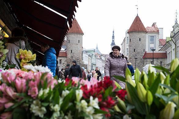 Россия не бросит своих в Эстонии