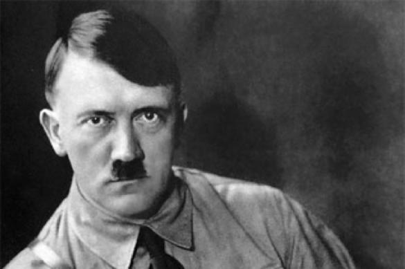 Случайный снимок доказал самоубийство Гитлера. Случайный снимок доказал самоубийство Гитлера